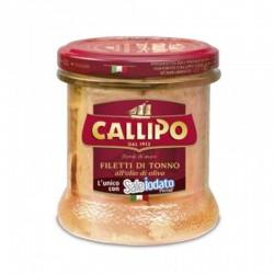 Filetti di Tonno Callipo...