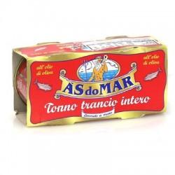 Tonno As Do Mar 2x 100gr.