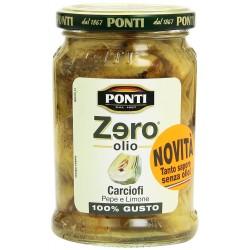 Carciofini Zero Olio Ponti...