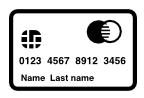 PAGAMENTI - Garanzia PayPal! utilizza le principali carte prepagate ricaricabili dei circuiti Visa Electron,  MasterCard e Postepay